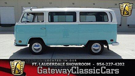 1969 Volkswagen Vans For Sale 100921193