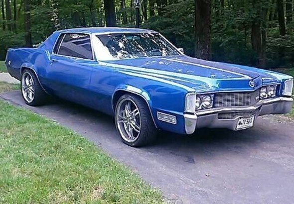 1969 eldorado for sale