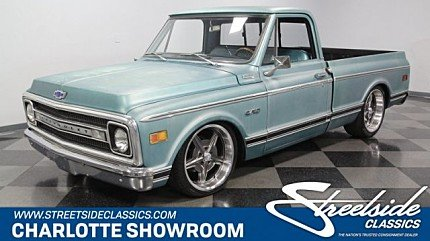 1969 chevrolet C/K Truck for sale 101021525