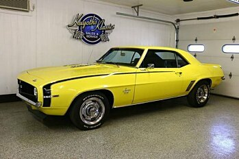 1969 chevrolet Camaro for sale 100971989