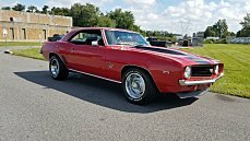 1969 chevrolet Camaro for sale 101028105
