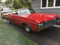 1969 chevrolet Impala for sale 100883846