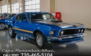 1969 ford Mustang for sale 101021375