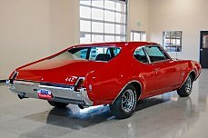 1969 oldsmobile Cutlass for sale 101011499
