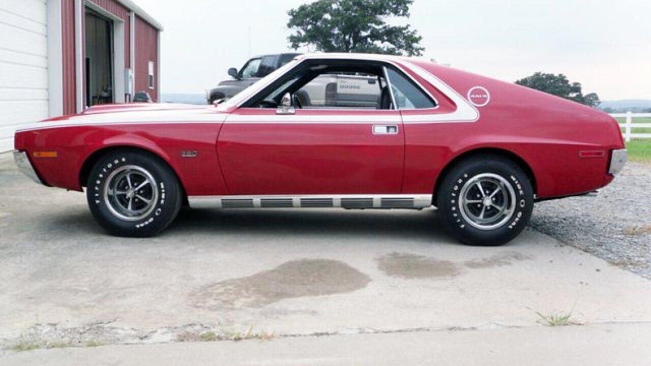 1970 AMC AMX for sale near Dallas, Texas 75207 - Classics on Autotrader