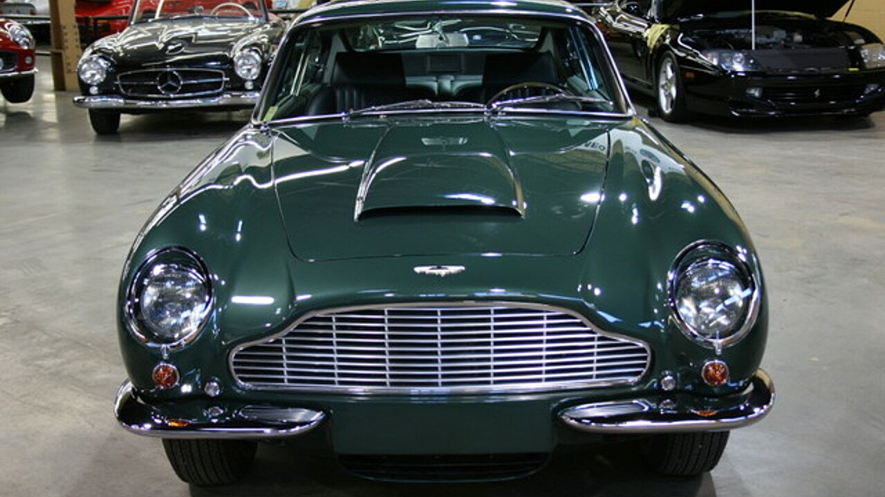 Aston Martin DB For Sale Near Huntington Station New York - Aston martin 1970 for sale