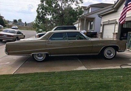 1970 Buick Electra for sale 100912700