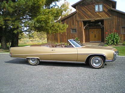 1970 Buick Electra for sale 100971321