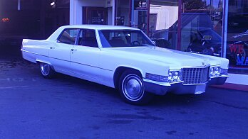 1970 Cadillac De Ville Fleetwood Edition for sale 100736315