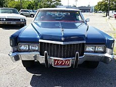1970 Cadillac De Ville for sale 100779988