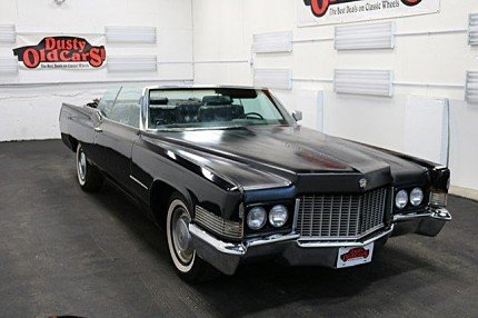1970 Cadillac De Ville for sale 100819883
