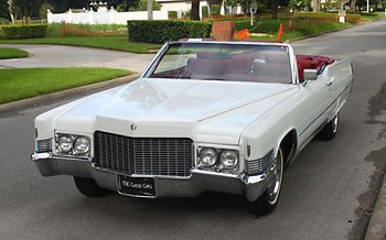 1970 Cadillac De Ville for sale 101028682
