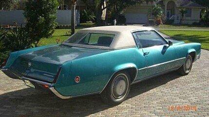 1970 Cadillac Eldorado Clics for Sale - Clics on Autotrader