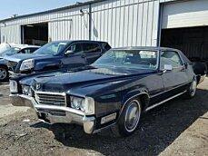 1970 Cadillac Eldorado for sale 101016936