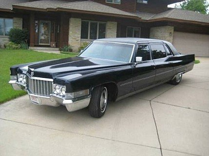 1970 Cadillac Fleetwood for sale 100825400
