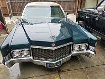 1970 Cadillac Fleetwood Sedan for sale 100927520