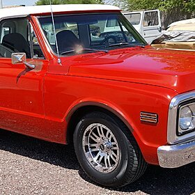 1970 Chevrolet Blazer 2WD for sale 100871324