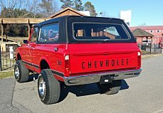 1970 Chevrolet Blazer for sale 100962308