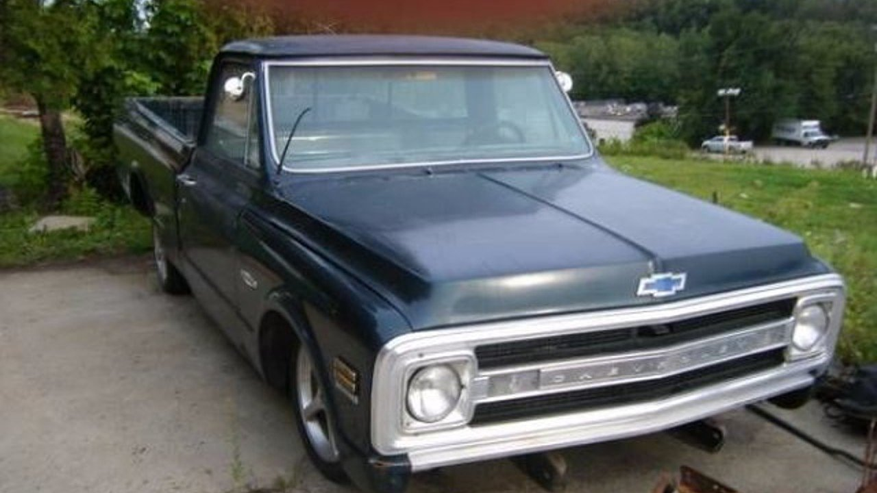 1970 Chevrolet C/K Truck for sale 100915255