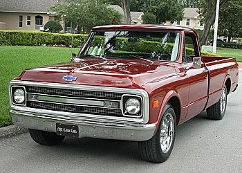 1970 Chevrolet C/K Truck for sale 100988890