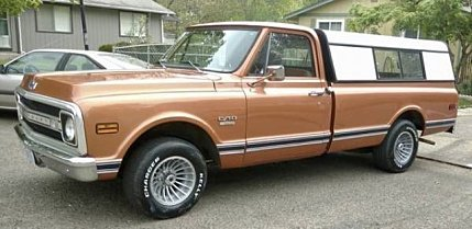 1970 Chevrolet C/K Truck for sale 100836815