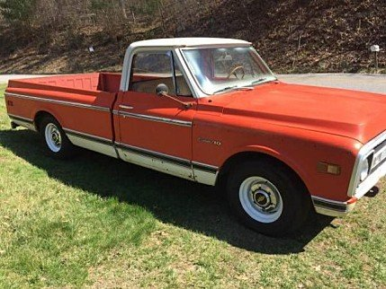 1970 Chevrolet C/K Truck for sale 100855175