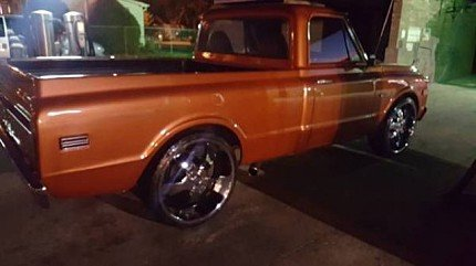 1970 Chevrolet C/K Truck for sale 100861648