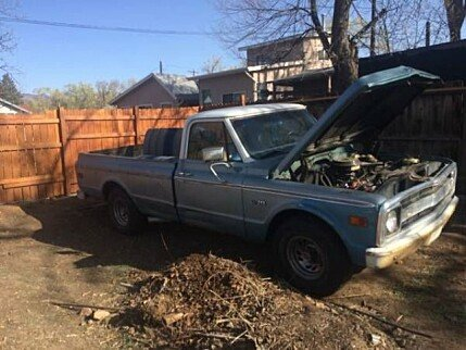 1970 Chevrolet C/K Truck for sale 100873912