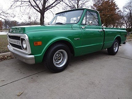 1970 Chevrolet C/K Truck for sale 101005911
