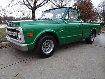 1970 Chevrolet C/K Truck for sale 101018497