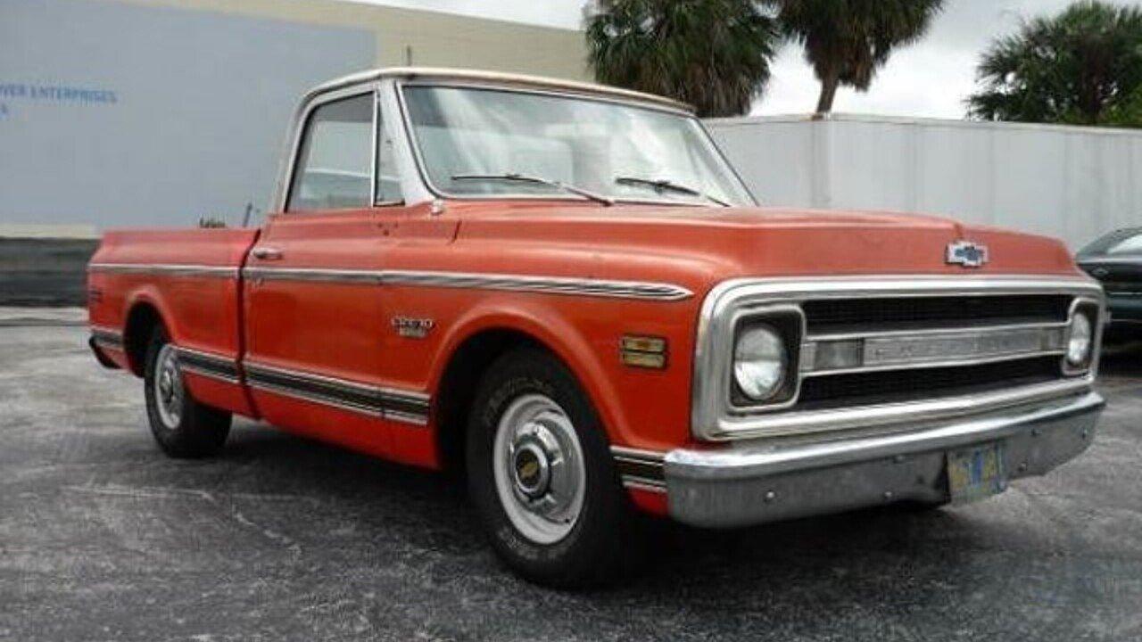 1970 chevrolet c k trucks for sale near cadillac michigan 49601 classics on autotrader. Black Bedroom Furniture Sets. Home Design Ideas