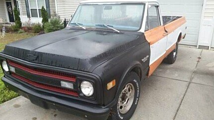 1970 Chevrolet C/K Trucks for sale 100825533