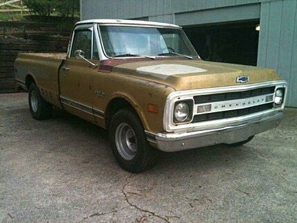 1970 Chevrolet C/K Trucks for sale 100825641