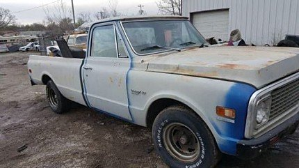 1970 Chevrolet C/K Trucks for sale 100837990