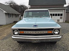 1970 Chevrolet C/K Trucks Custom Deluxe for sale 100857891