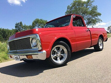 1970 Chevrolet C/K Trucks for sale 100866958