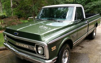 1970 Chevrolet C/K Trucks for sale 100876370