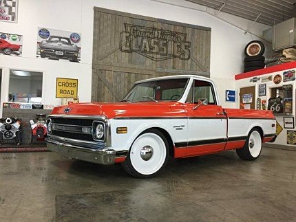 1970 Chevrolet C/K Trucks for sale 100883578