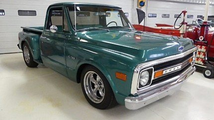 1970 Chevrolet C/K Trucks for sale 100930306