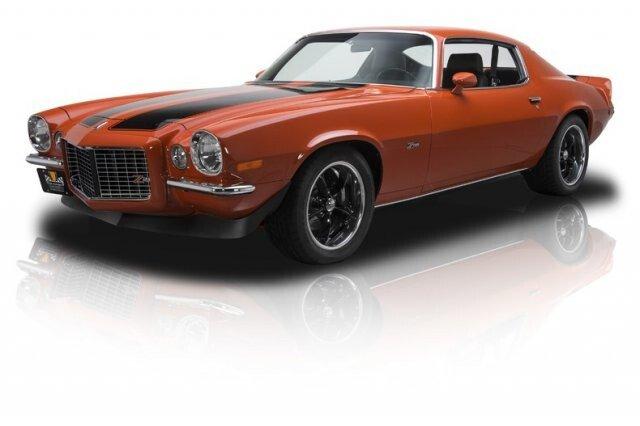 Classic Chevrolet Camaros For Sale Classics On Autotrader
