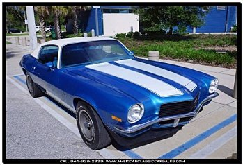 1970 Chevrolet Camaro for sale 100806105