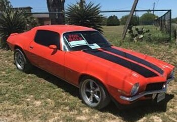1970 Chevrolet Camaro for sale 100870744
