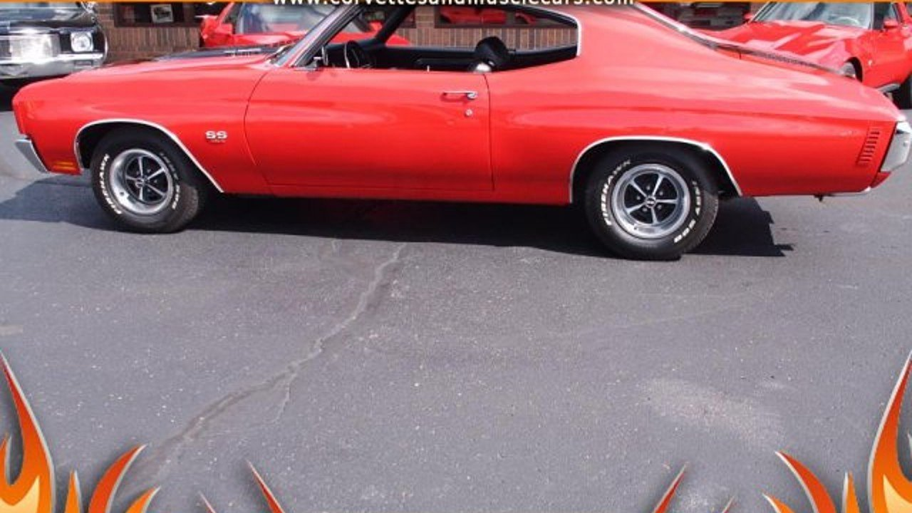 1970 Chevrolet Chevelle for sale 100020676