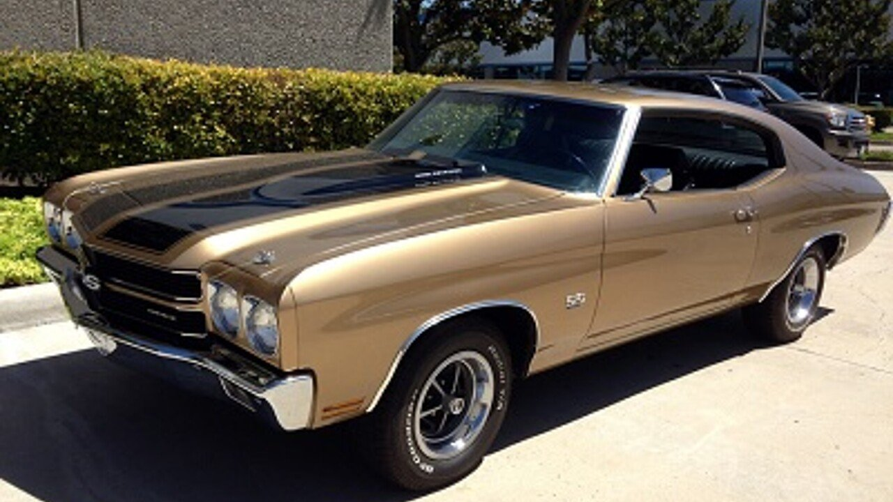 1970 Chevrolet Chevelle for sale 100736328
