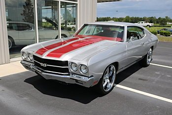 1970 Chevrolet Chevelle for sale 100786713