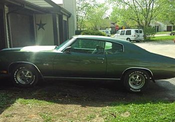 1970 Chevrolet Chevelle for sale 100791535