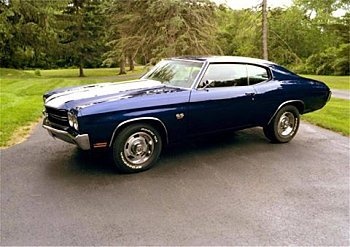 1970 Chevrolet Chevelle for sale 100796715