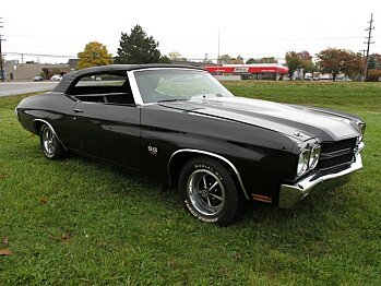 1970 Chevrolet Chevelle for sale 100819036