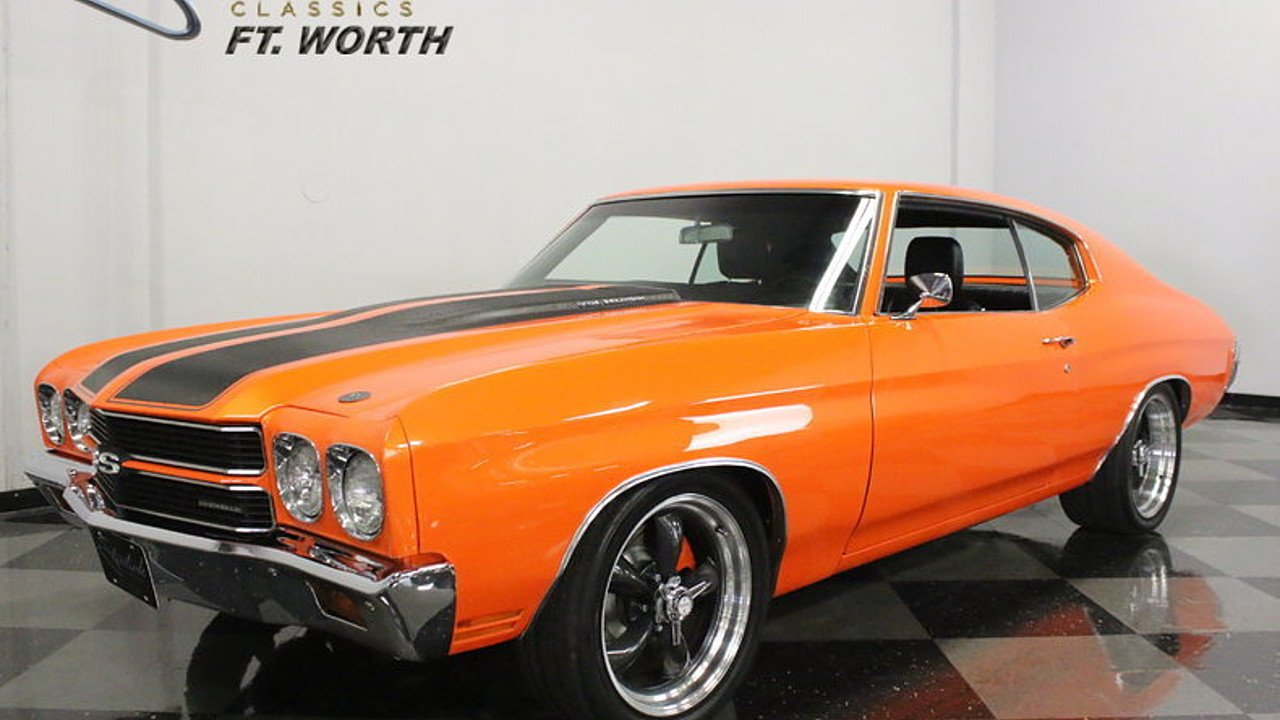 1970 chevrolet chevelle for sale 100878135