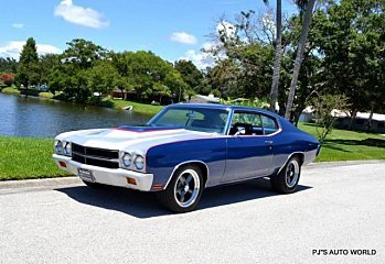 1970 Chevrolet Chevelle for sale 100883703